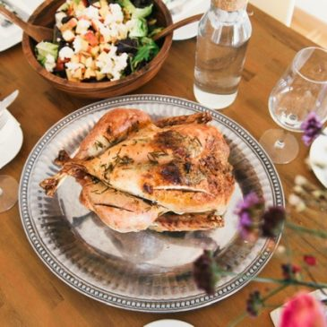 Healthy Thanksgiving Dinner Options